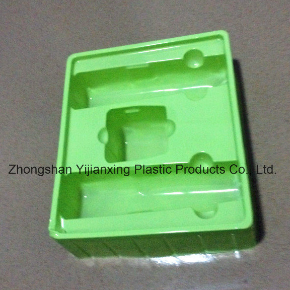 Plastic Pet Clamshell Insert Blister Packaging for Skincare Products