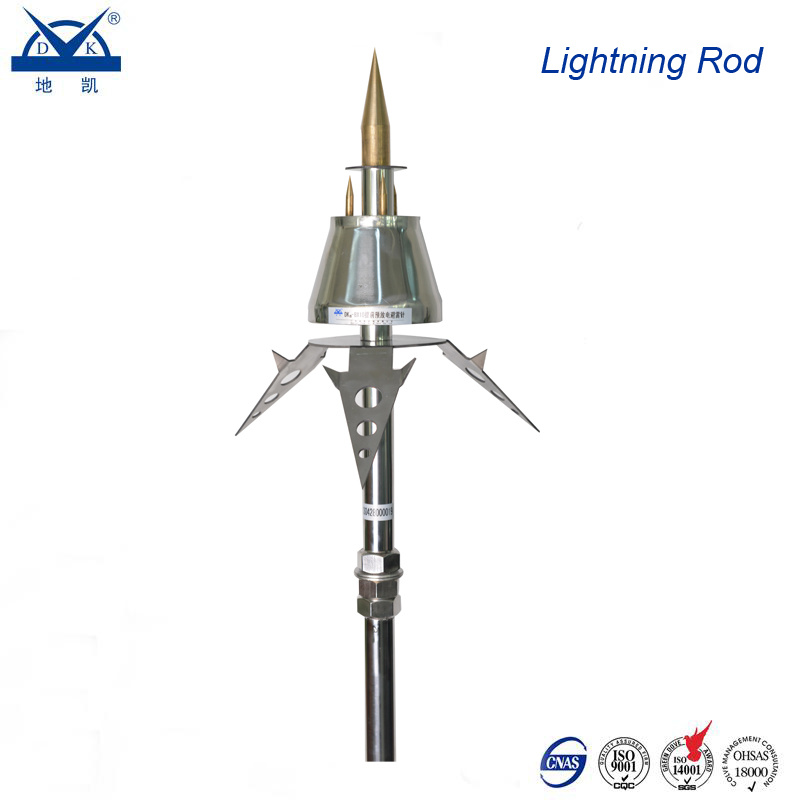 Ese Discharge Lightning Rod Prices