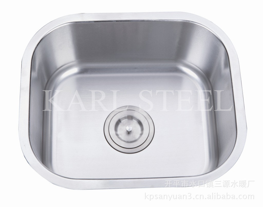 Single Bowl Stainless Steel Sink (6145)