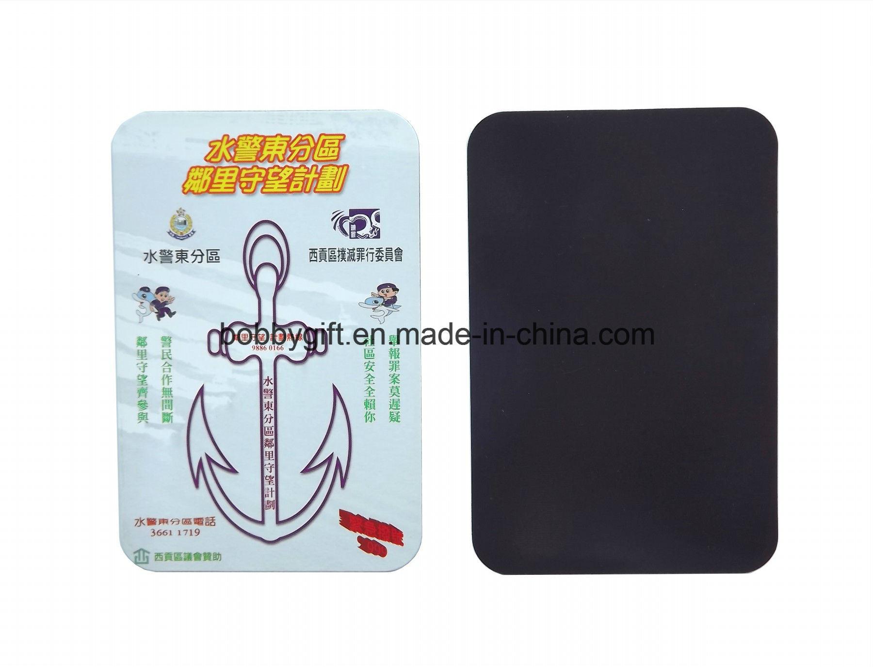 OEM Customized Fridge Magnet for Advertising Gifts