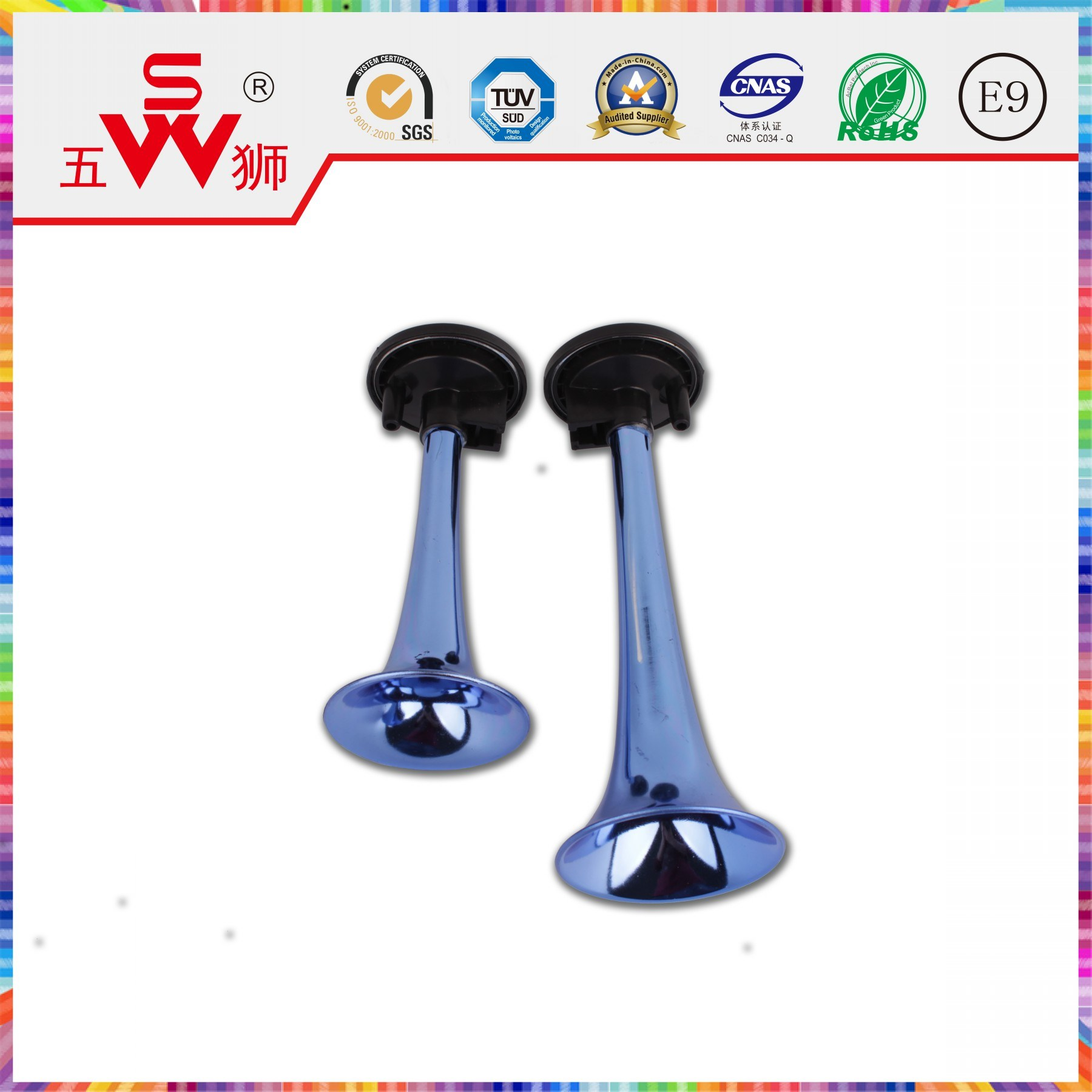 Professional electronic Audio Speaker with Various Colour