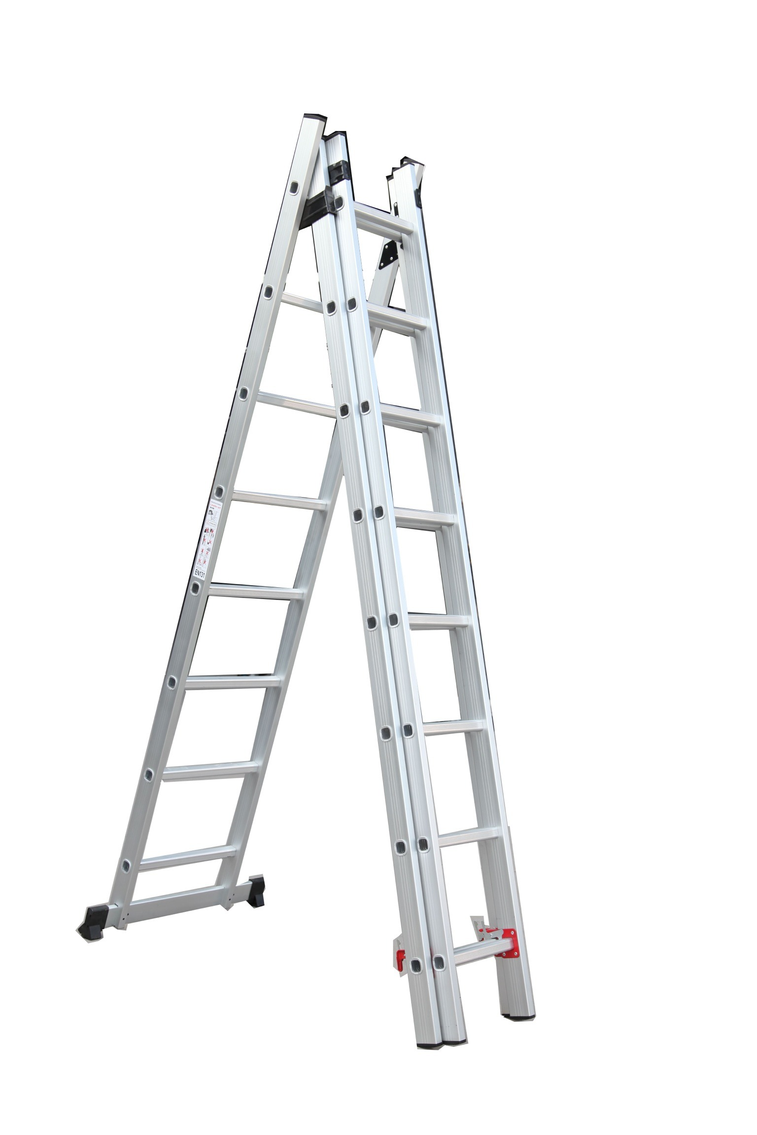 3 Section Extension Ladder : China smart design for section extension ladder photos