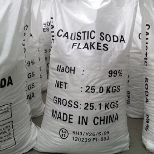 99%Caustic Soda Flakes Pearls Solid for Industry Grade