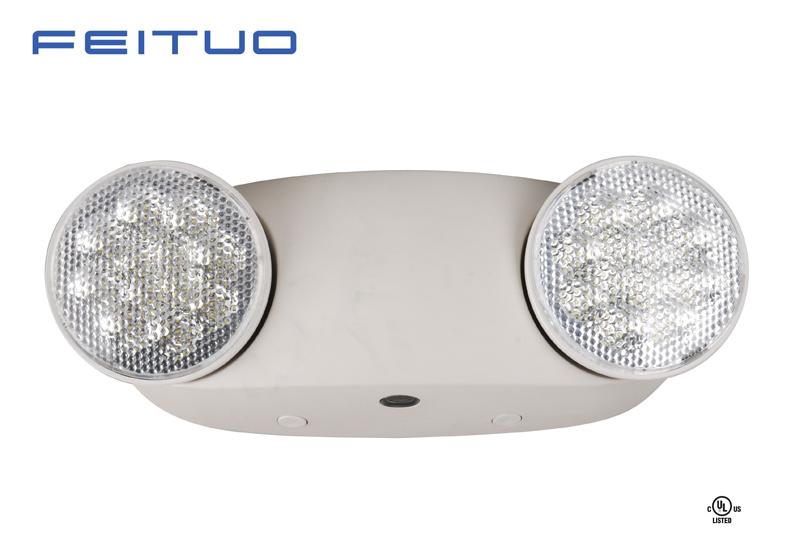 LED Lamp, UL Emergency Light, LED Lighting, Dual Head Emergency Light