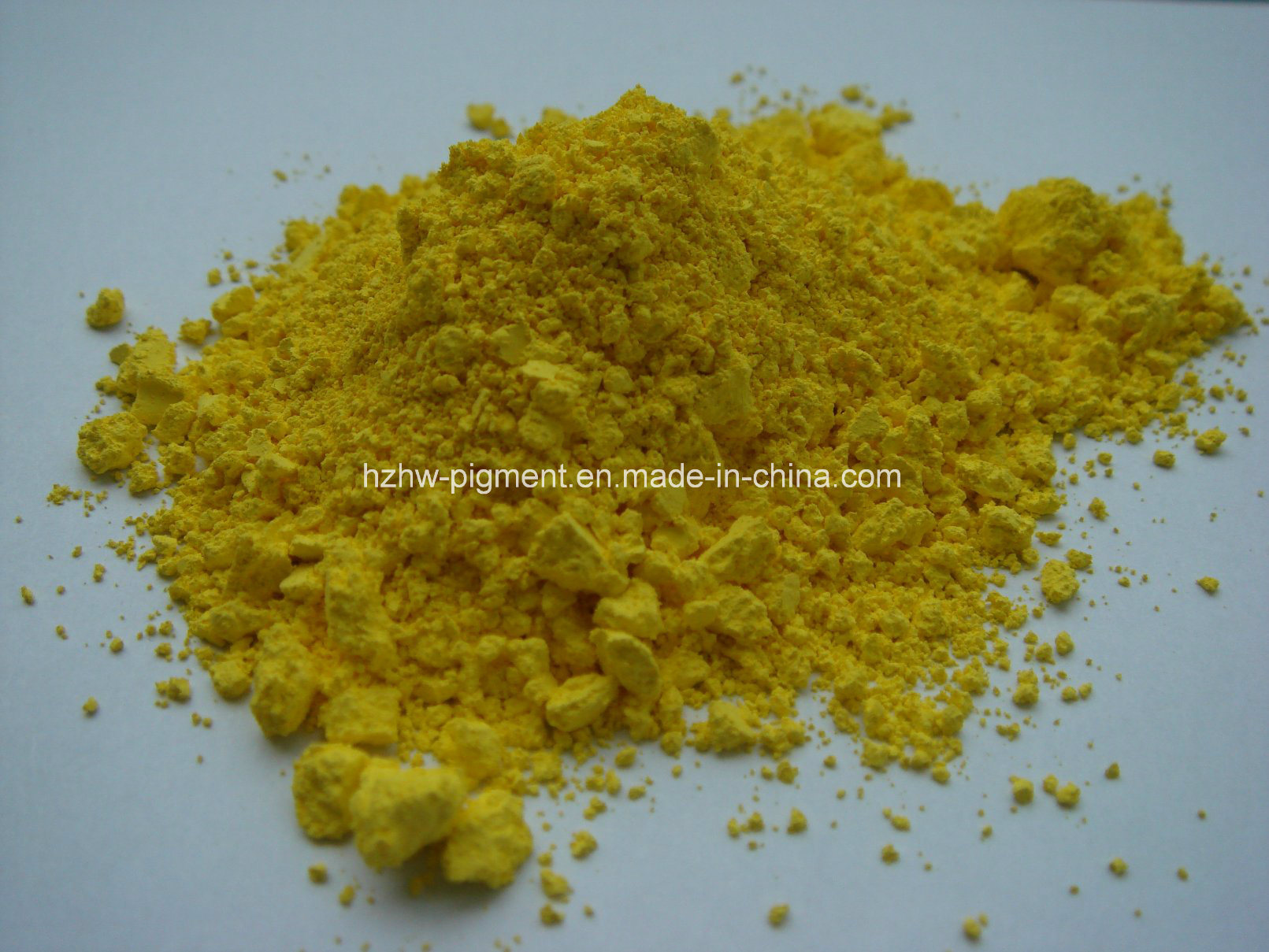 Inorganic Pigment Deep Chrome Yellow (C. I. P. Y. 34)