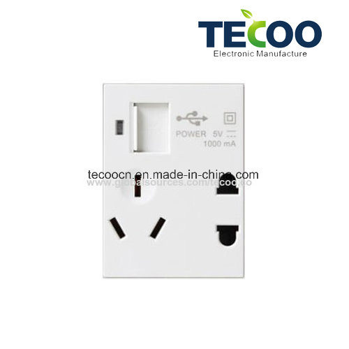 USB Wall Socket Products, OEM, ODM and EMS or Turnkey Services