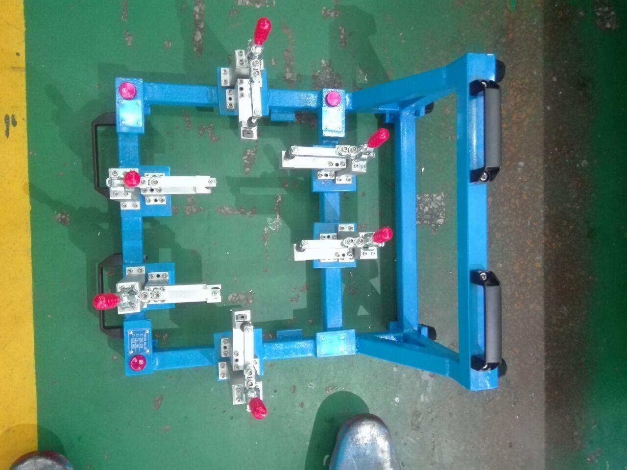 CMM Fixture for Car Parts