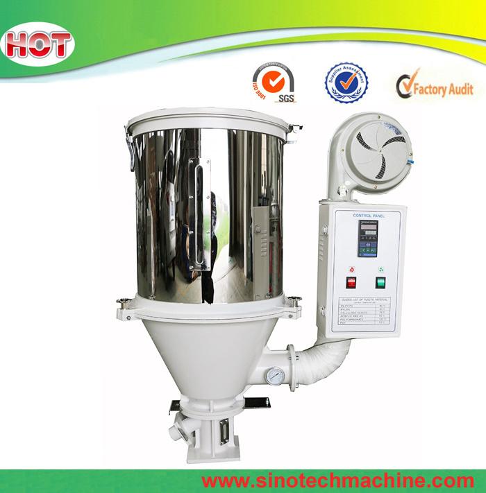 PP PE PS PA Plastic Granules Pellet Hopper Dryer for Extruder