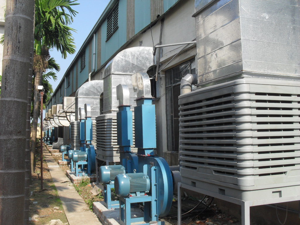 OFS-300 Air Cooler/ Evaporative fans/ Evap fan