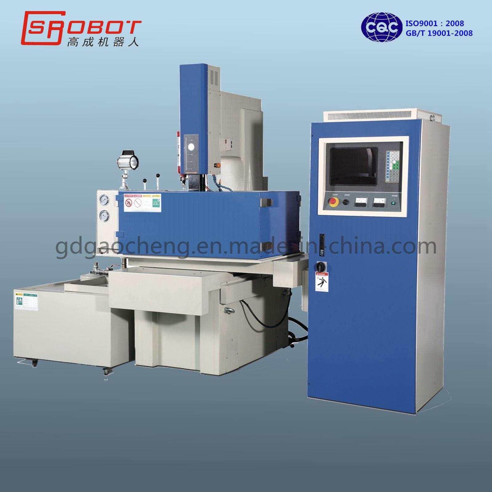700X400mm CNC Die Sinking EDM Machine Znc 450 / CNC450