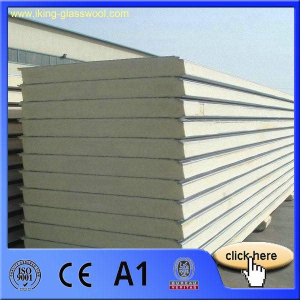 Sound Absorbing Interior Wall Materials Composite Board