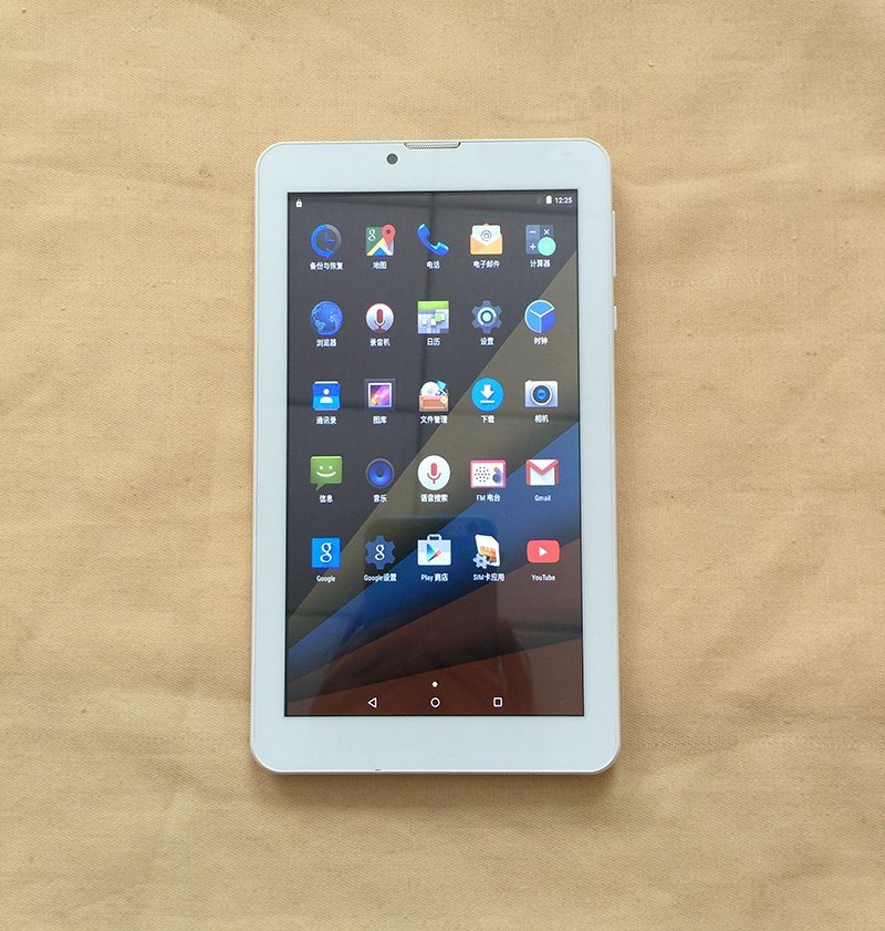 Mtk8321 3G Phone 1GB+8GB 7 Inch Tablet PC with IPS Screen