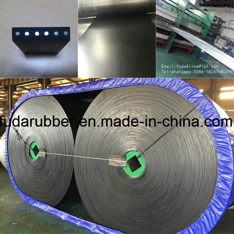 Steel Cord Conveyor Belt Manufacture