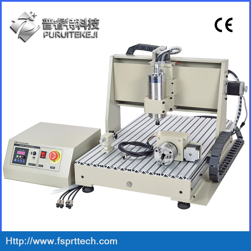 Metalworking Machinery Mini Metal CNC Router