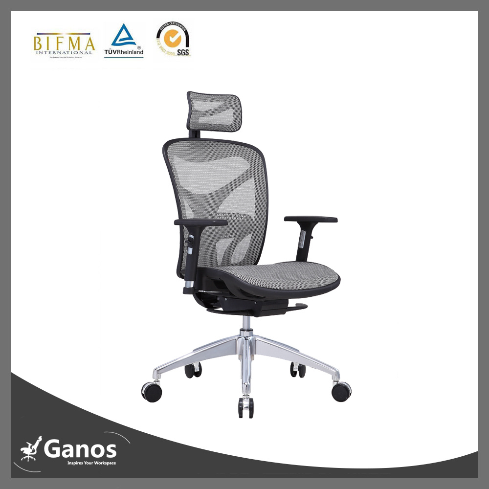 Heavy Duty Fat People Full Mesh Office Chair