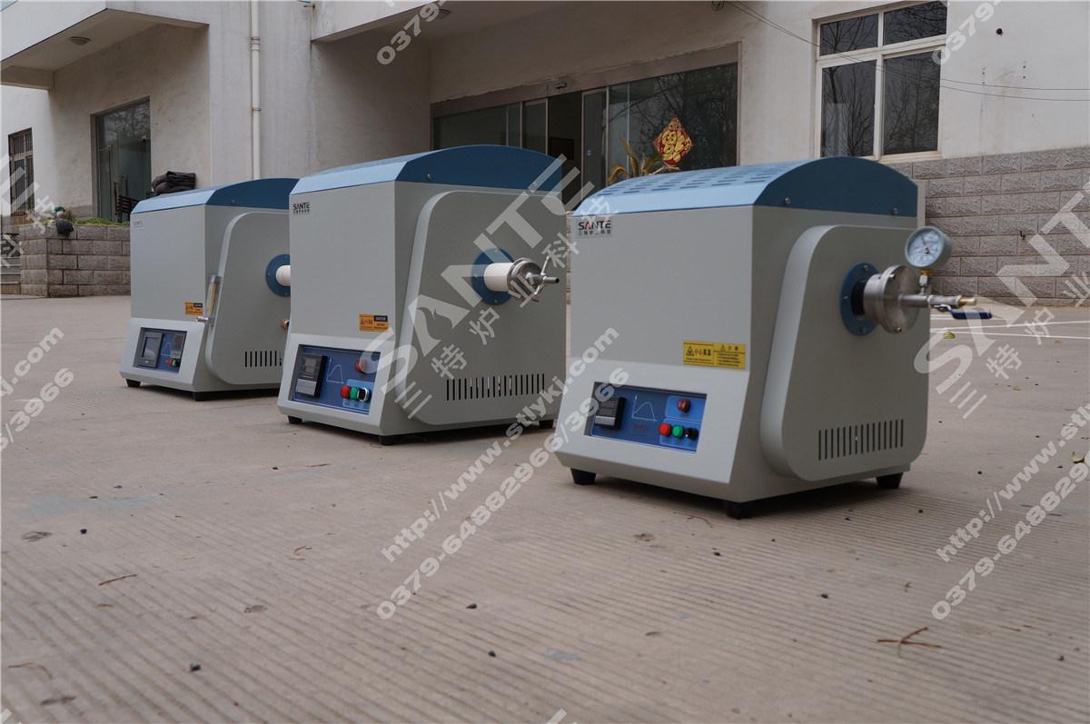 1400c Vacuum Tube Furnace