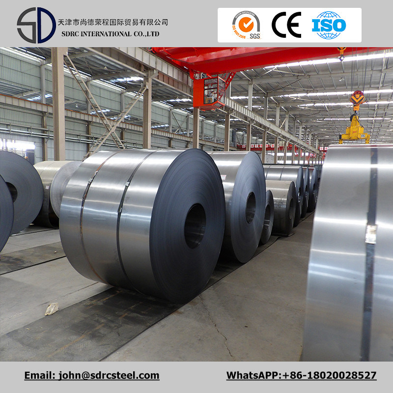 DC02 St12 Cold Rolled Steel Sheet CRC
