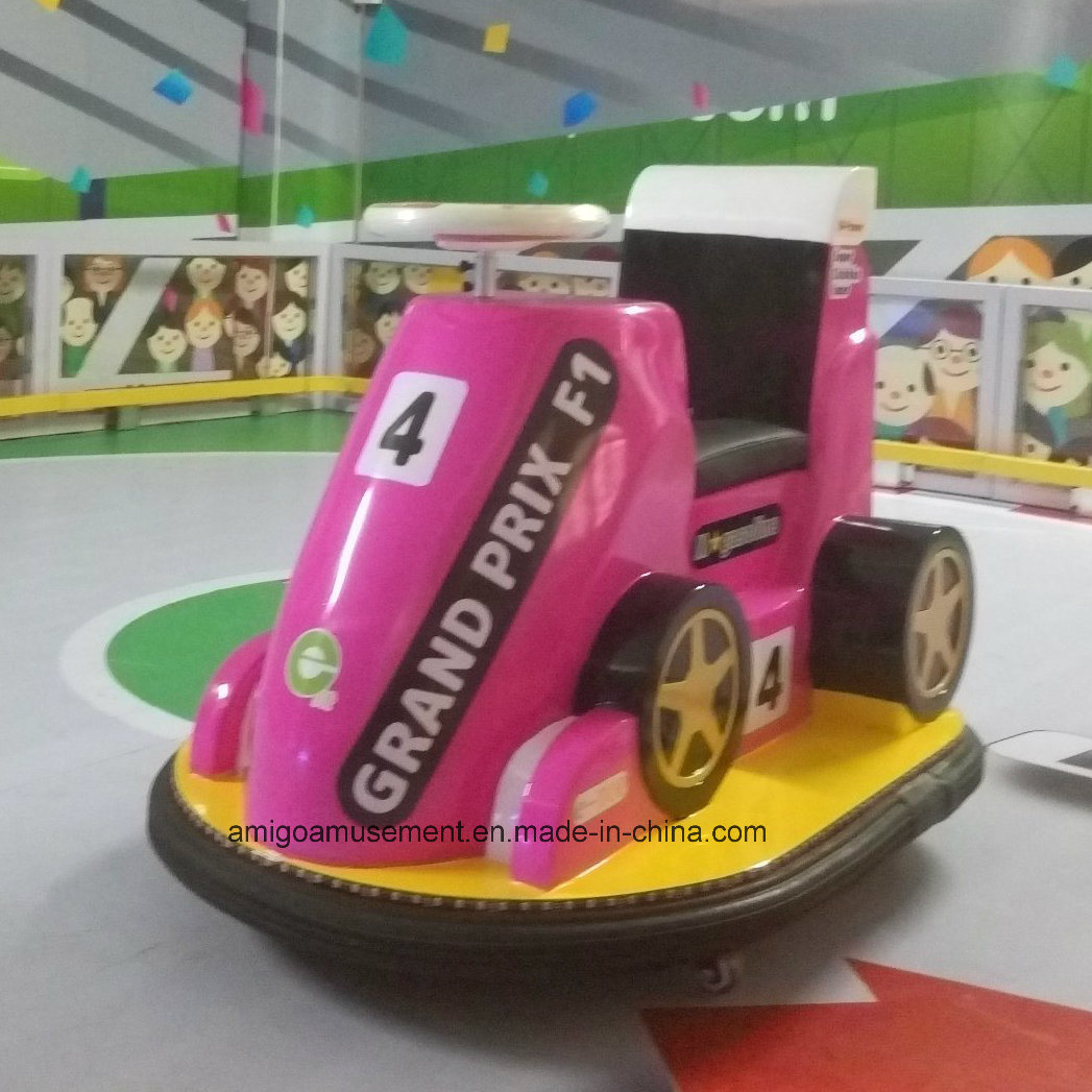 Amusement Kiddie Ride for Kids Racing and Bumping Fun