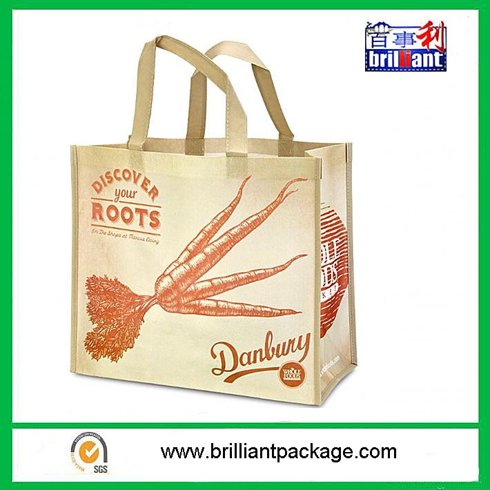 Foldable shopping Bag folding bag 190t Polyester promotional bag