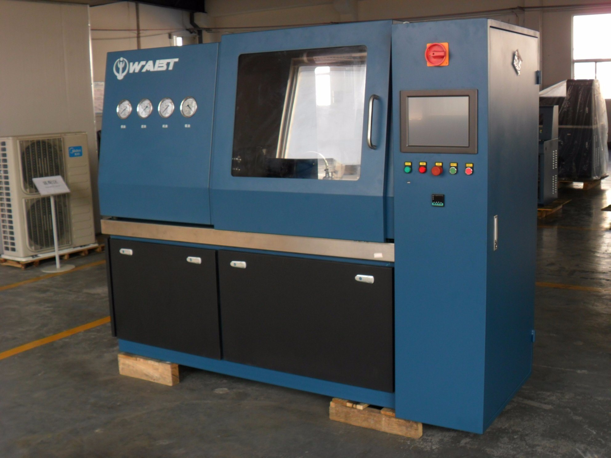 Common Rail Diesel Injector Test Bench