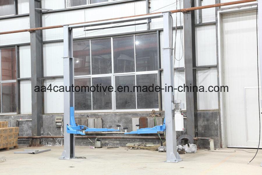 AA4c 2 Post Clear Floor Car Lift AA-2CF32&40