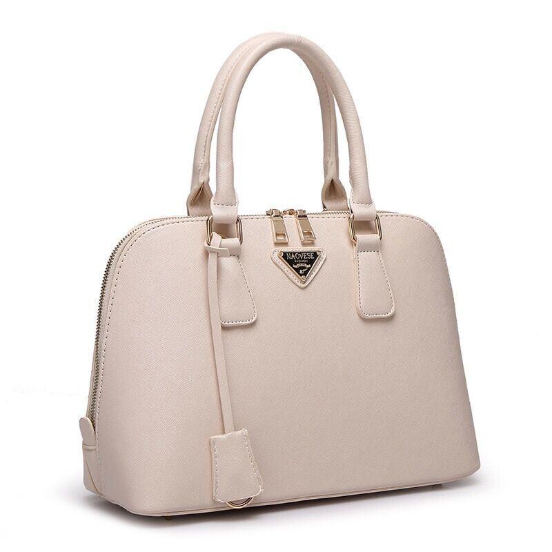 2017 New Style PU Fashion Ladies Tote Brand Design Shoulder Handbag