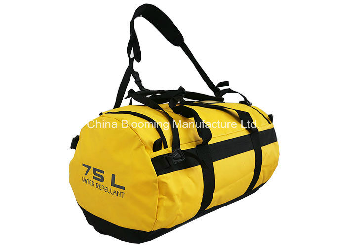 Outdoor Sport Travel Waterproof Tarpaulin Backpack Bag