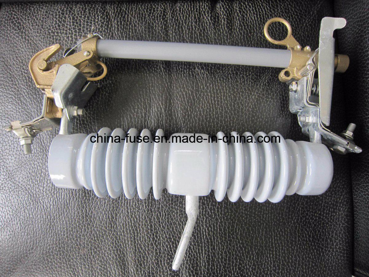 High Voltage Porcelain Fuse Cutout, Drop out Fuse 11-38kv