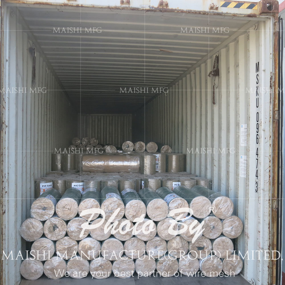 Construction Material for Welded Wire Mesh