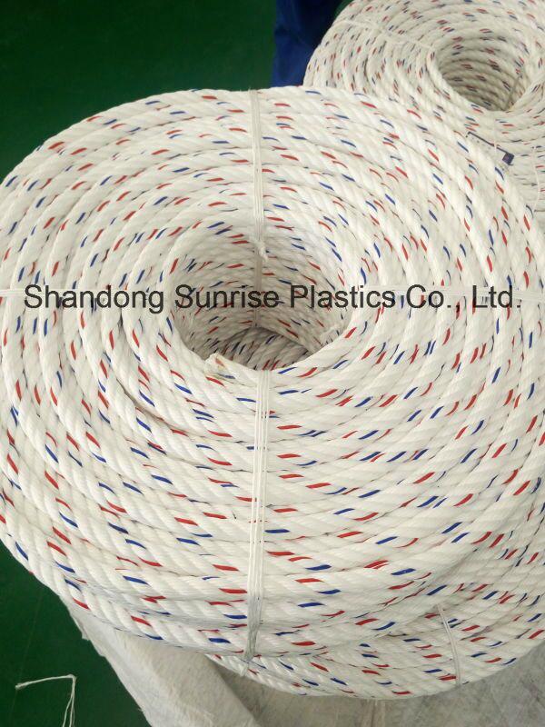 Premium Quality PP Marine Rope 4 Strands
