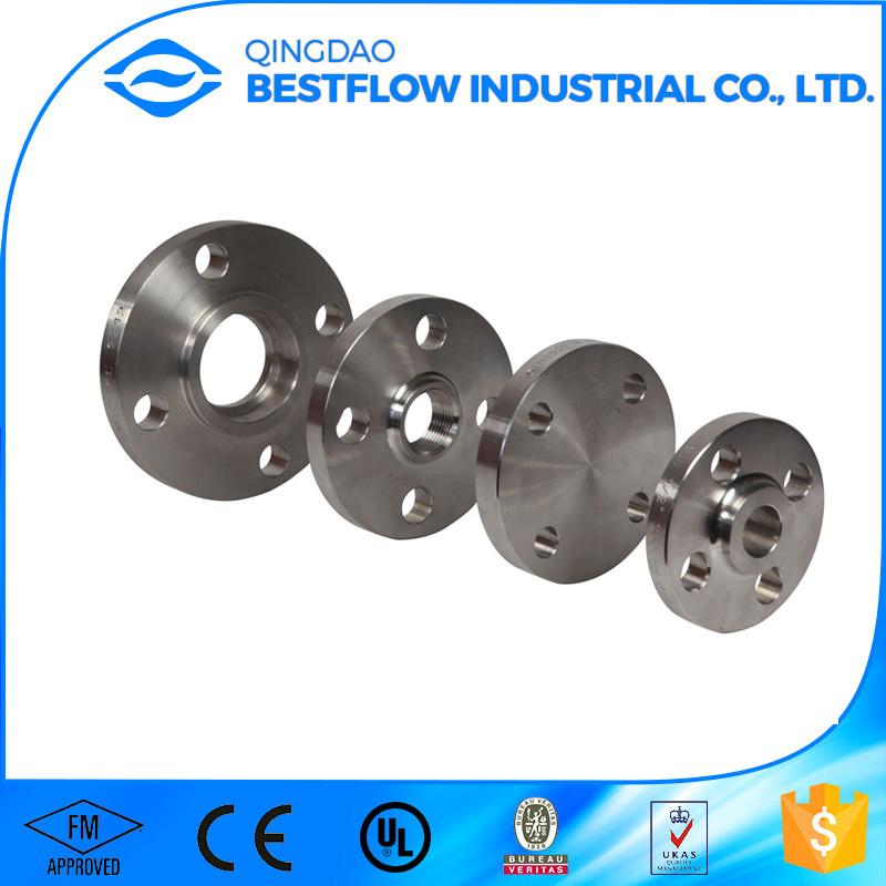 Hot Sale C22.8 Carbon Steel Forged Weld Neck Flange
