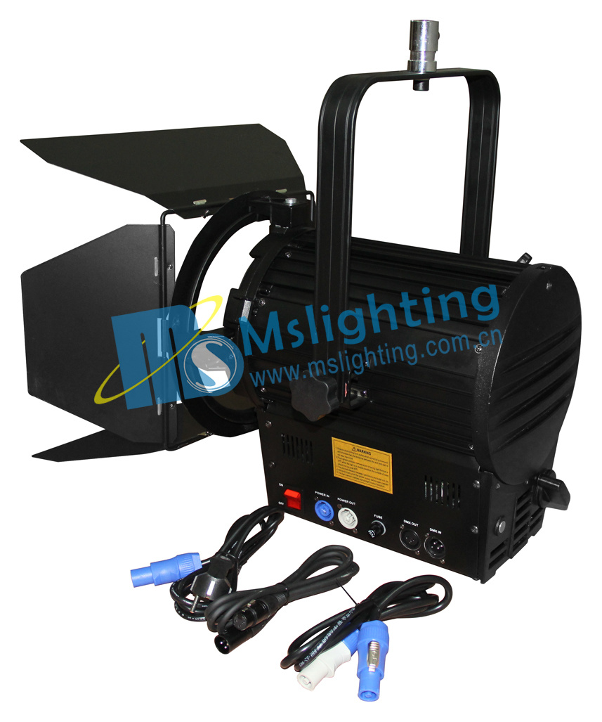 100W/300W COB Cw/Ww/RGB/RGBW/RGBA/RGBWA/Rgbwauv LED Profile Ellipsoidal Spot Light