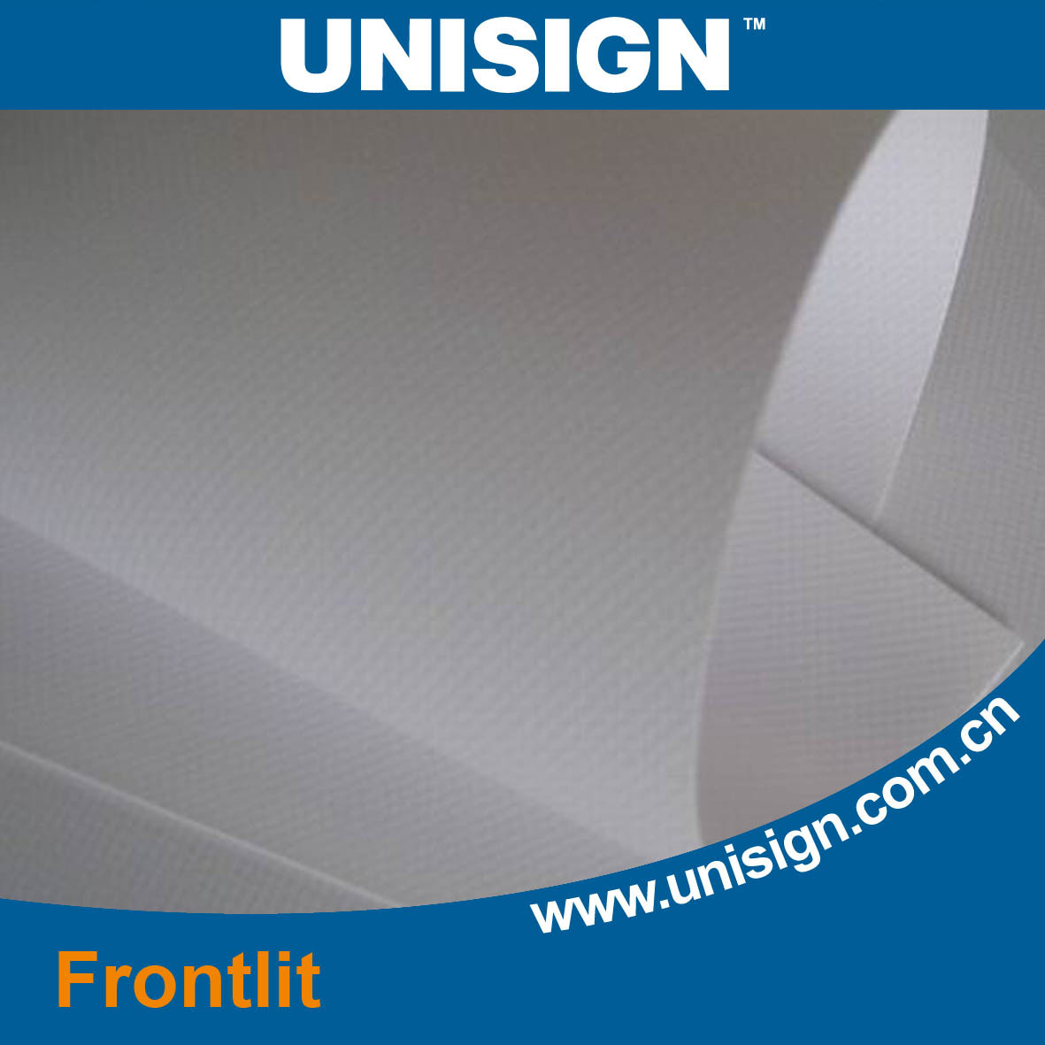 Laminated Frontlight Flex Banner for Digital Printing