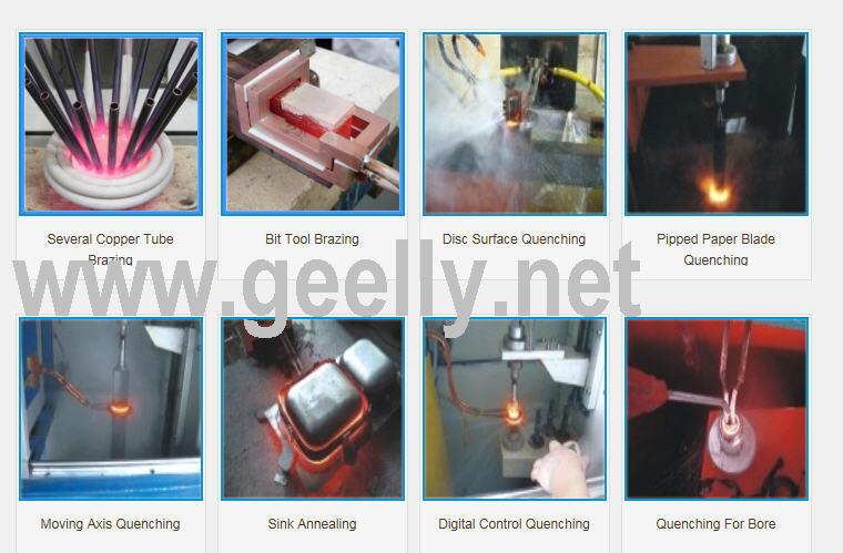Induction Brazing Welding Machine/Saw Blade Brazing Machine