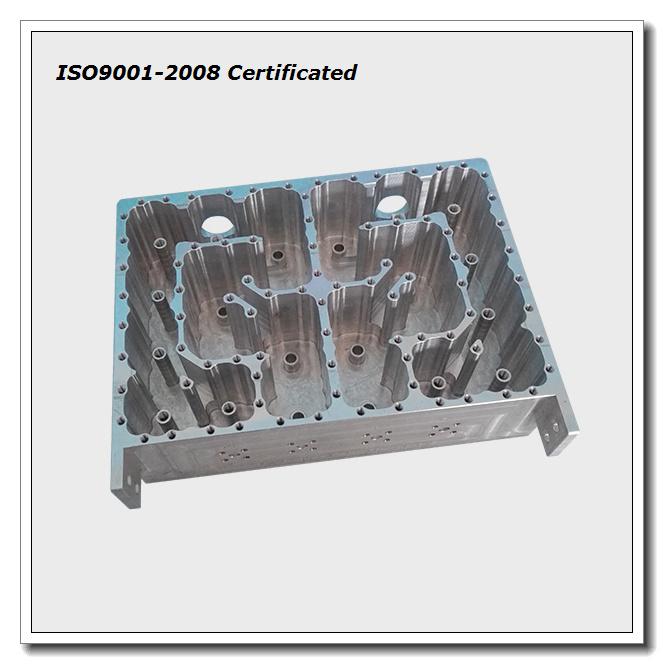CNC Machining Aluminum Filter Parts for Communication Equipment