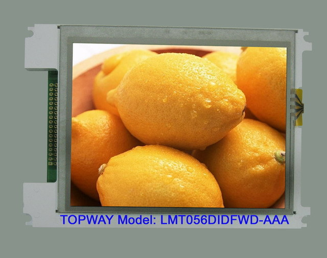 "640X480 5.6"" TFT LCD Display RS232 Interface LCD Module (HMT056DA-C)"