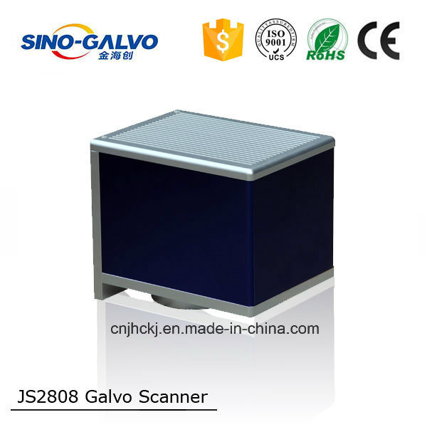 20mm Aperture laser Galvo Head Js2808 for Laser Cutting Diamond