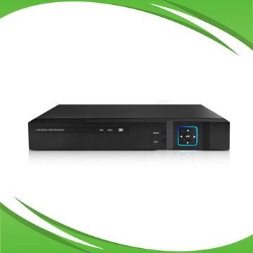 5-in-1 DVR Support HD-Tvi/HD-Cvi/Ahd/Analog/IP Cameras