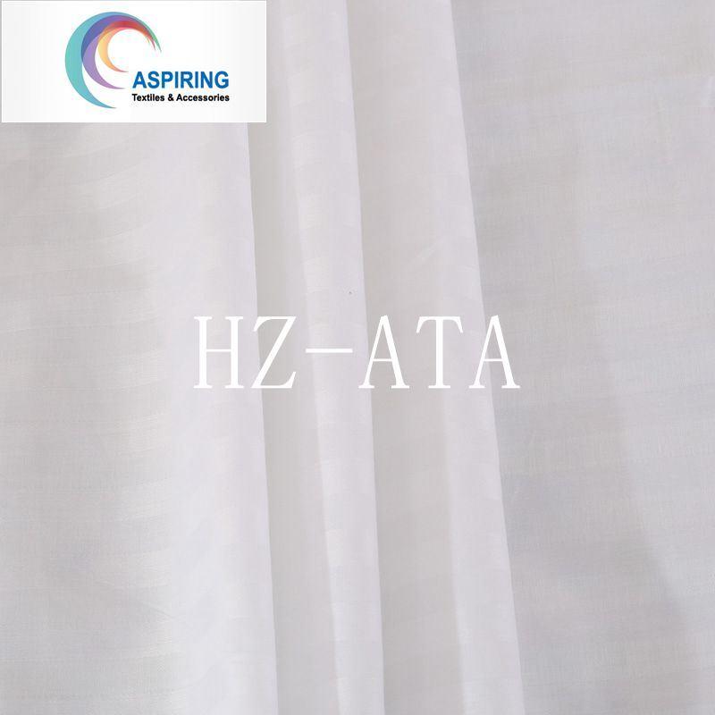 Bedding Sheeting Fabric 50%Cotton 50%Cotton Good Quailty Hotel Sheeting