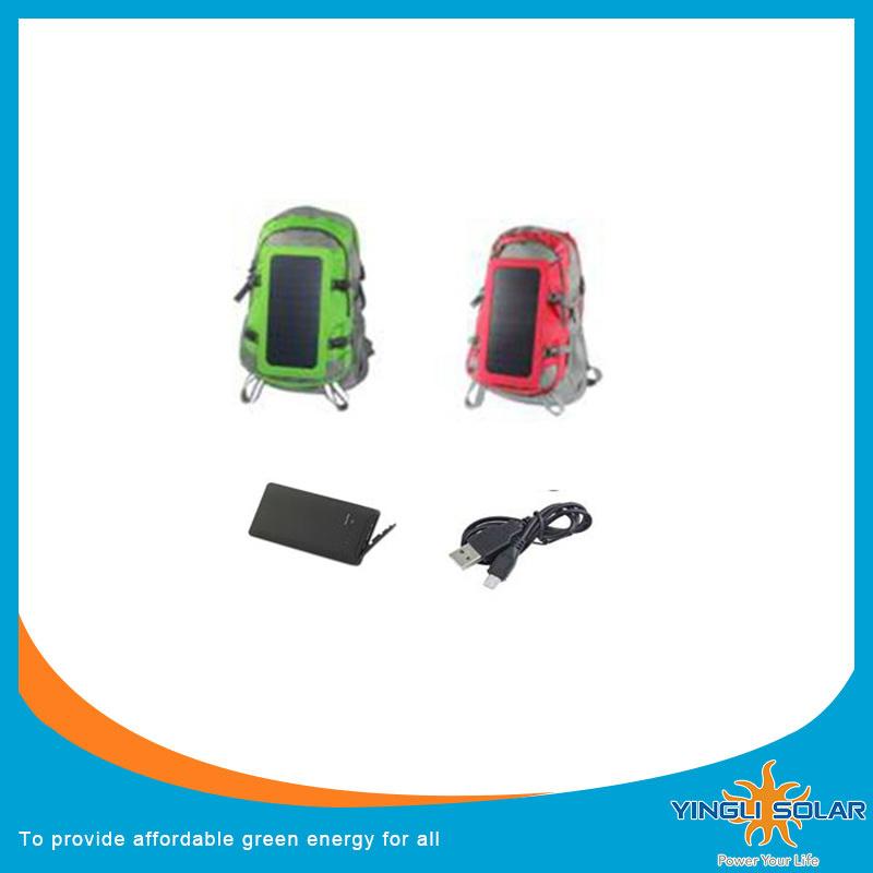 Yingli Sports with Charge Function Solar Bag (SZYL-SLB-02)