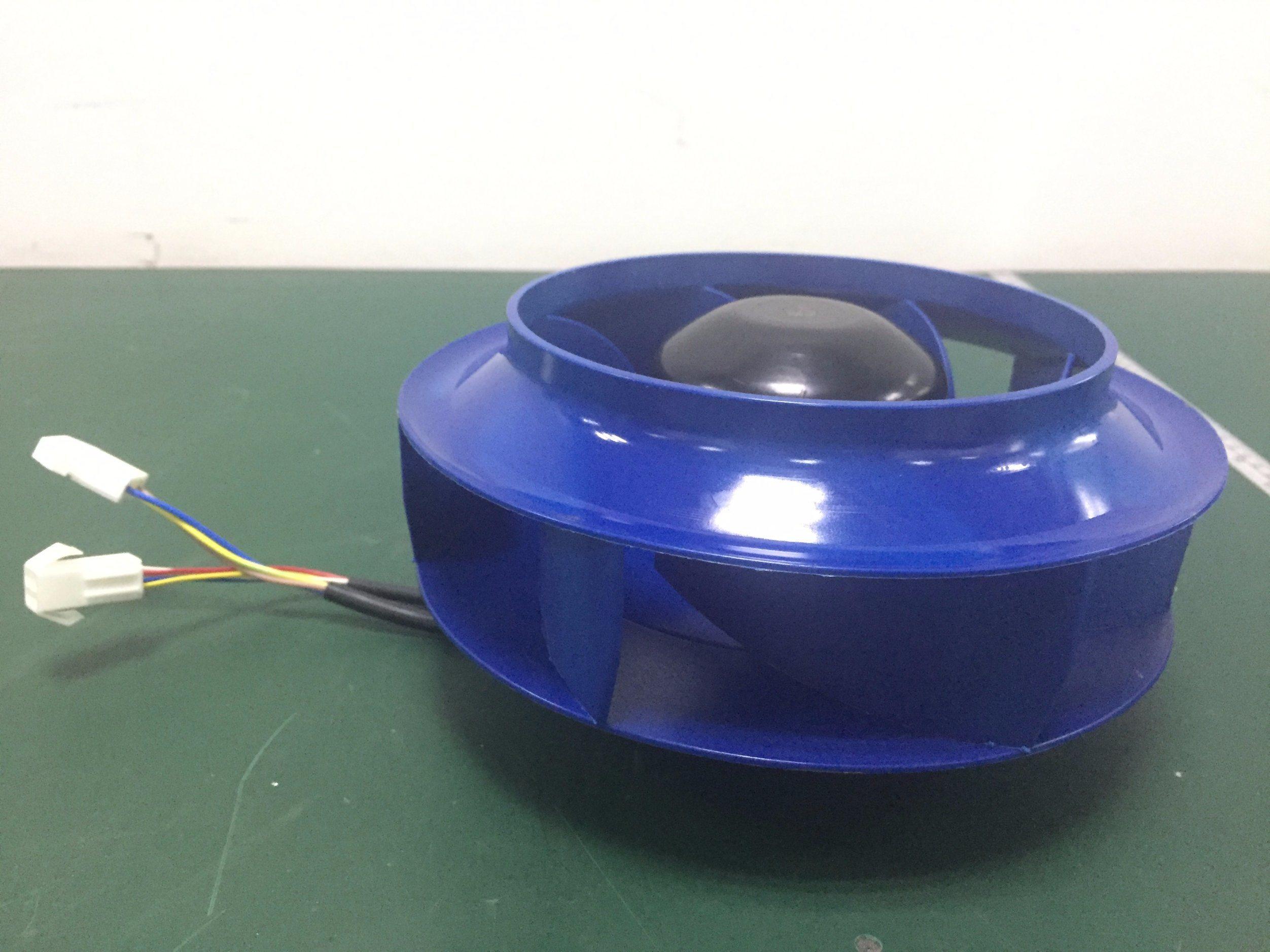 Afl Ec Air Conditioning Backward Centrifugal Fan