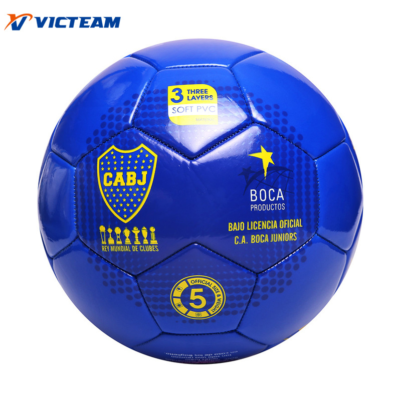 Unrivaled Machine Sewing Club Training Soccer Ball