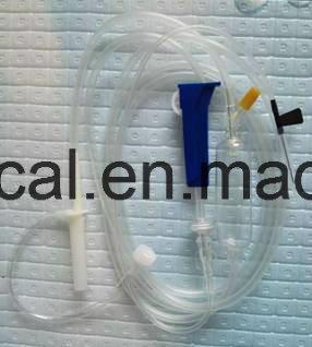 Medical Use Scalp Vein Set IV Butterfly Needle