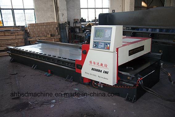 Hydraulic Grooving Vee Cut Machine