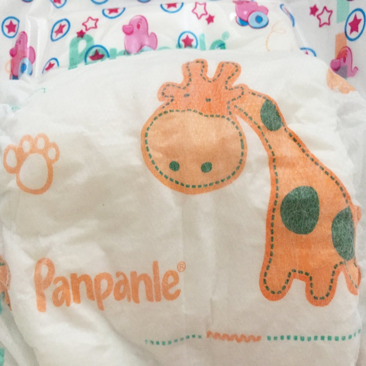 Baby Diaper New Backsheet Baby Nappy Disposable Pad Underware