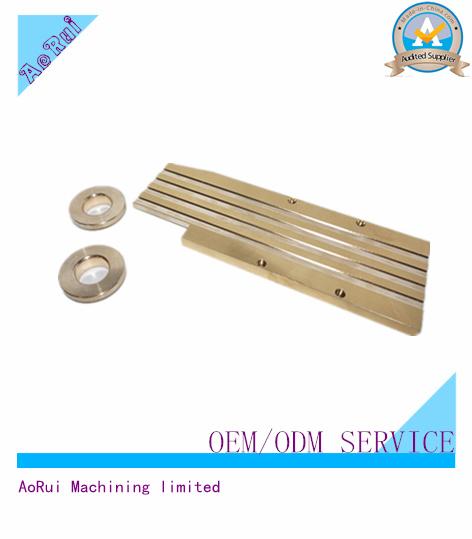 CNC Part Precision Machining Preheat Copper Brass Precision Grinder