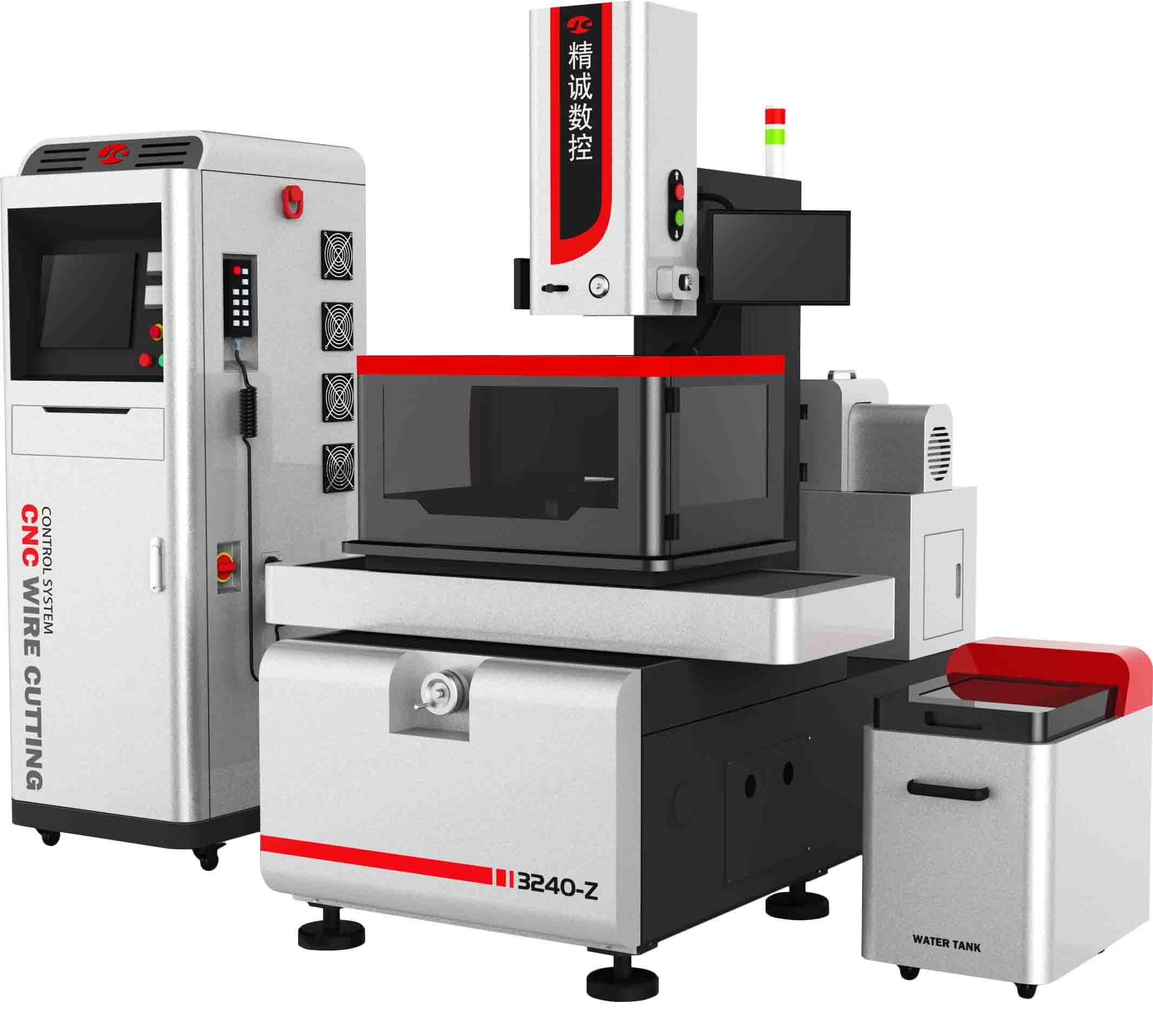 Jc-3240z CNC Medium-Speed Wire Cutting EDM