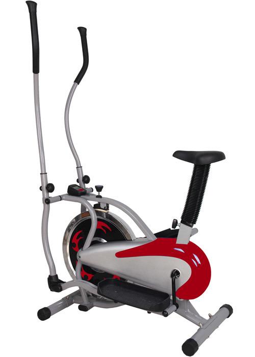 Heavy Steel Wheel Body Rider Elliptical Orbitrac