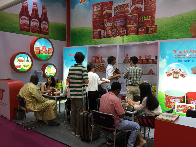 Sachet Tomato Paste with High Quality No Additive