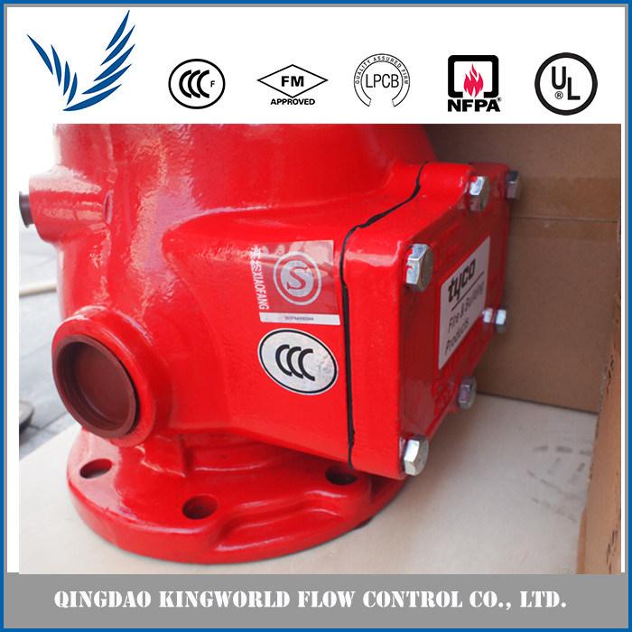 China Good Price Waterflow Alarm Check Valves AV 1 FM UL